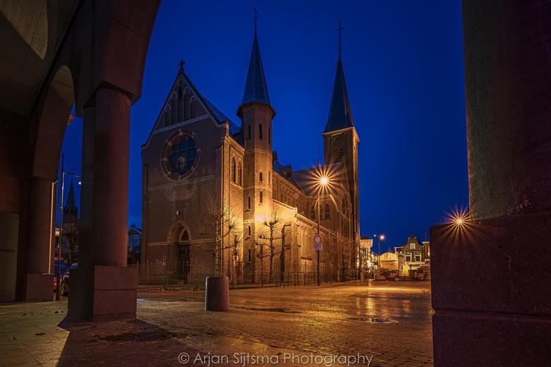 H. Martinus en H.H. Bonifatius en gezellen kerk
