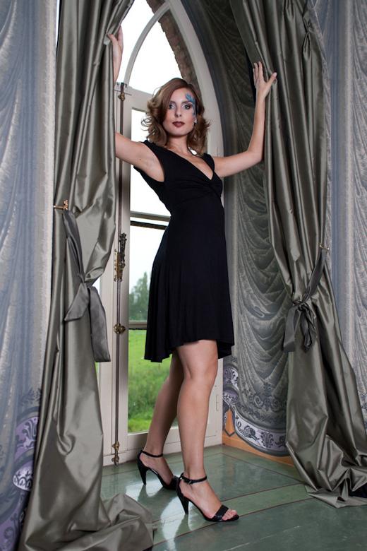 glamour - kasteelshoot met Els
