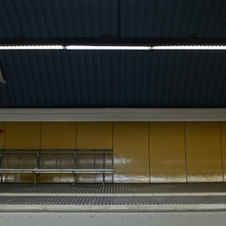 Metrostation Barcelona