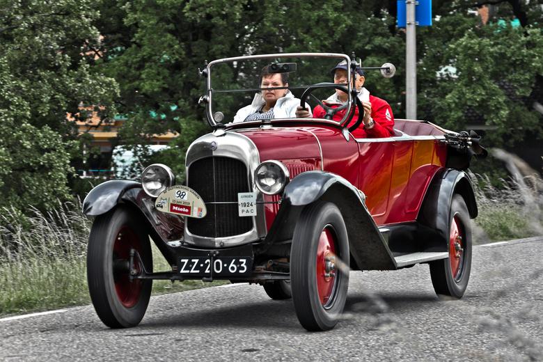 """Citroën B2 Torpédo 1924 (6936) - 1924 Citroën Type 10HP Modèle B2 Torpédo 4 Places en Série<br /> <br /> <a href=""""https://www.flickr.com/photos/phot"""