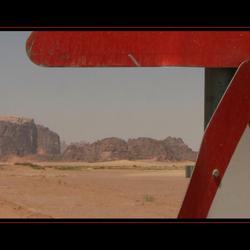 Rum...? Nee, Wadi Rum!!