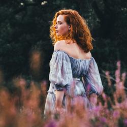 Girl on the heath 2/3