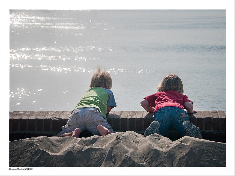 Wijk aan zee-22 - twinkelingen van een fijne nazomerse dag.