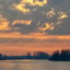Zonsondergang in de Brabantse Biesbosch