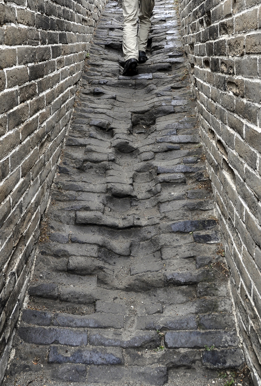 Peking - Chinese Muur -