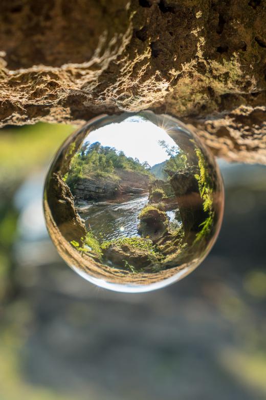 Lensball -