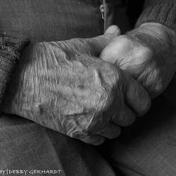 Handen in ruste