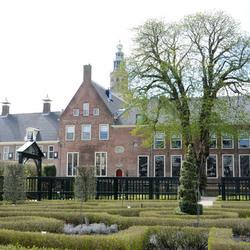 Prinsentuin Groningen.
