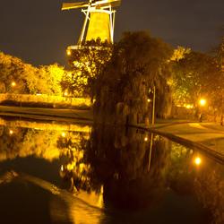 Leiden Molen de Valk