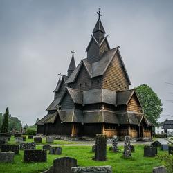 Staafkerk Heddal