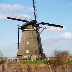 Kinderdijk 2006