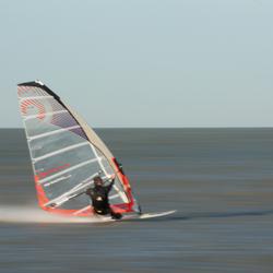 Snelheid op het water