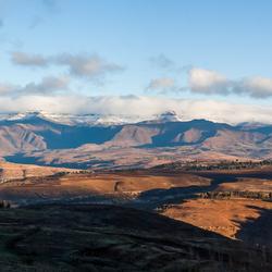 Lesotho letterlijk in de breedste zin
