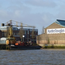 Rotterdam Piekstraat - Hunter Douglas