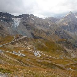 Edelweiß-Spitze am Großglockner 2571 m