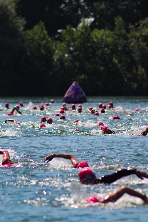 Triathlon  - Vrouwentriathlon Beusichem
