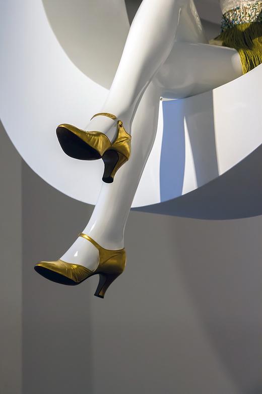Textielmuseum Tilburg 3 - Beetje frivoler
