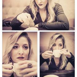 Kiki's koffiemoment