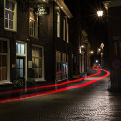 Blokzijl by night