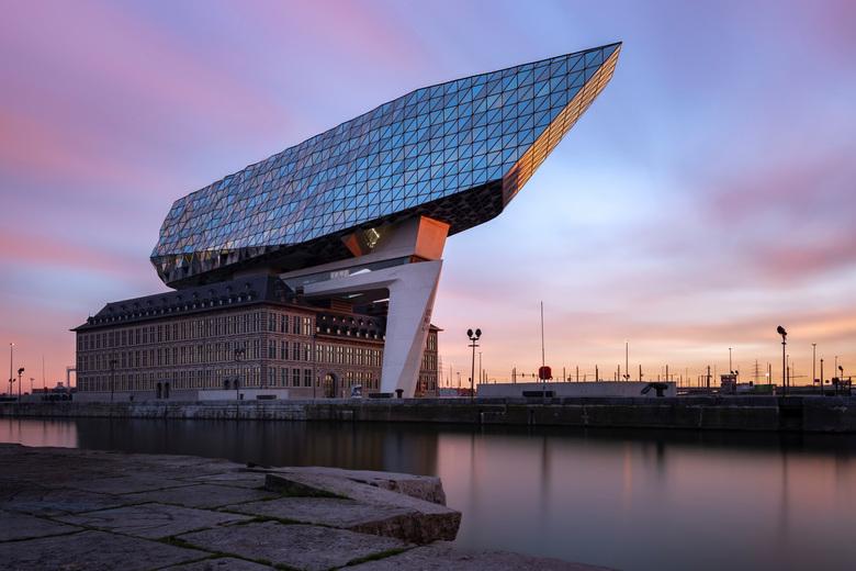 Havenhuis Antwerpen -