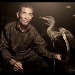 Cormorant Fischerman