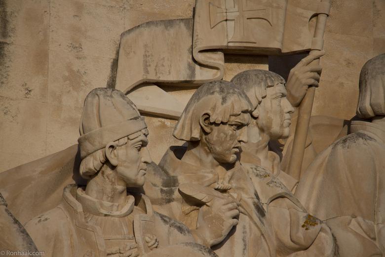 Padrão dos Descobrimentos - Het Padrão dos Descobrimentos is een monument ter ere van de Portugese ontdekkingsreizigers die in de 15e en 16e eeuw de w