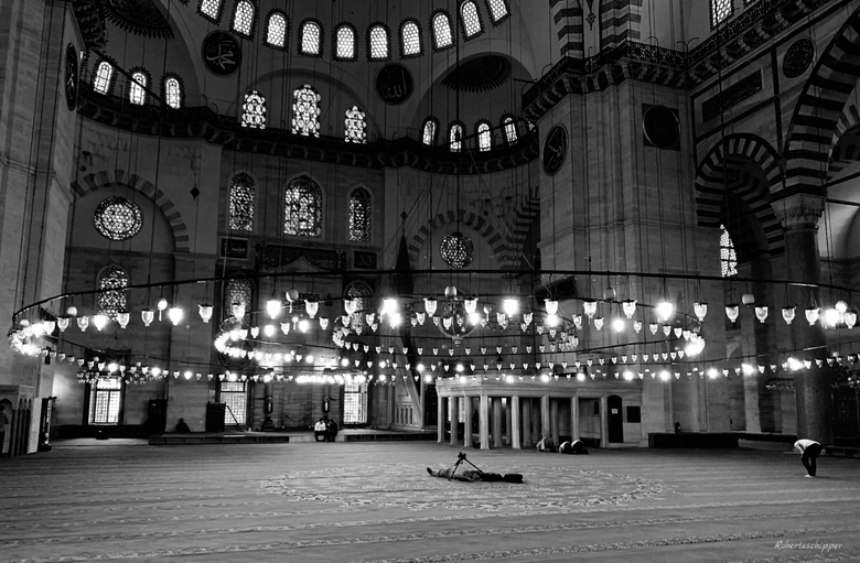 Moskee - Moskee in istanbul