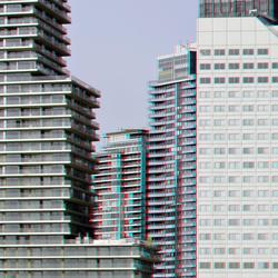 Architecture Rotterdam 3D