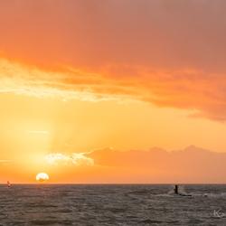 Windsurfing to the Sun!