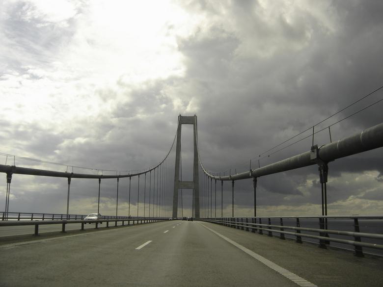Brug in denemarken - De brug naar Sealand