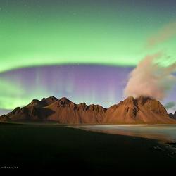 Poollicht Ijsland