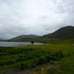 Loch Mullardoch, Schotland