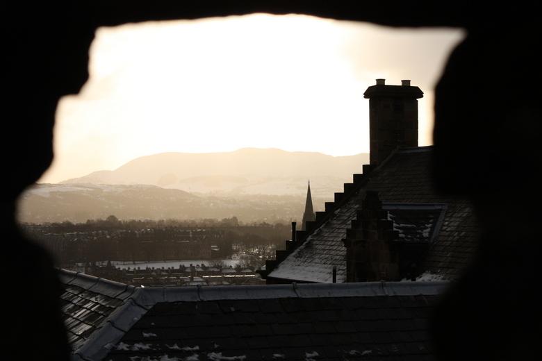 Spanning in Edinburgh -