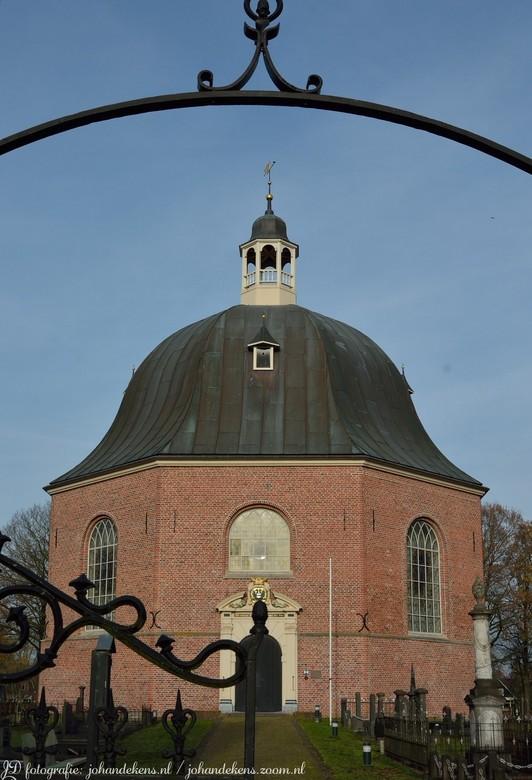 Koepelkerk Sappemeer. - De Koepelkerk is de eerste preekkerk in de provincie Groningen en is in 1655 in gebruik genomen. In de afgelopen jaren is de k