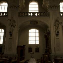 kerk in st Peter