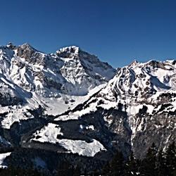 Panorama Titlis Engelberg Zwitserland