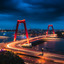 De Willemsbrug heropend