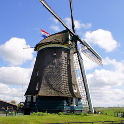 Tweede Broekermolen Uitgest