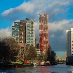 Rotterdam, stad aan het water