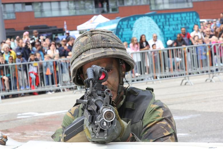 Landelijke veiligheidsdag 2019 ( - Laten zien wat Defensie in huis heeft tijdens de Landelijke veiligheidsdag in Almere