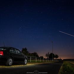 Volkswagen sterrenhemel