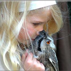 De liefde voor een dier kent geen grenzen...