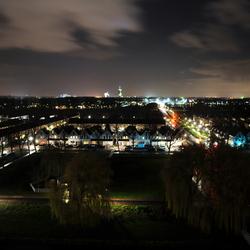 avond in Almere