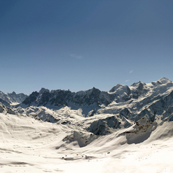 Mont Blanc Massief - Maart 2016
