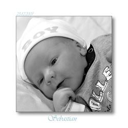 Geboorte kaartje