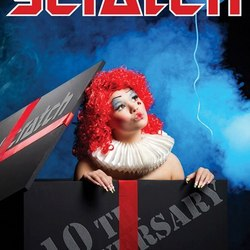 Cover Scratch magazine