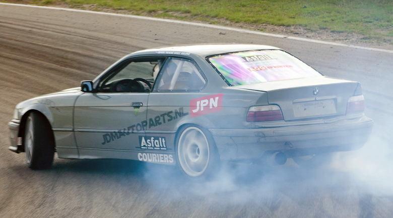 JPN Drift - Driften tijdens de Hamerite races.