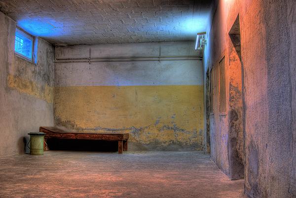 In Prison - In Prison in the former DDR