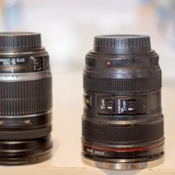 lens & mug