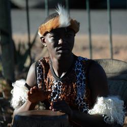 Zimbabwaanse Dancer